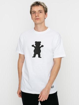 Triu010dko Grizzly Griptape OG Bear (white/black)
