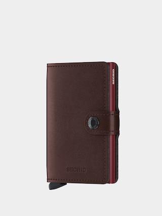 Peněženka Secrid Miniwallet (metallic moro)