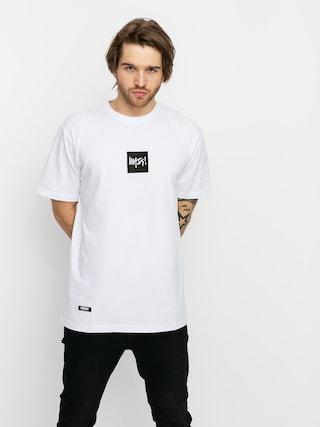 Tričko MassDnm Quad (white)