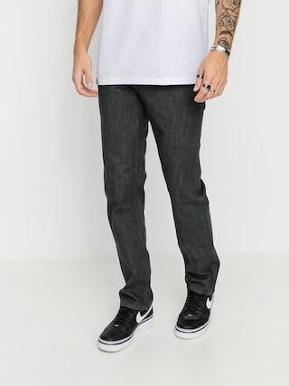 Kalhoty Volcom Solver Denim (dark grey)