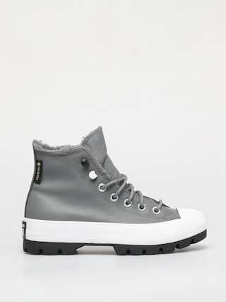 Boty Converse Chuck Taylor All Star Lugged Winter Wmn (limestone grey/black/white)