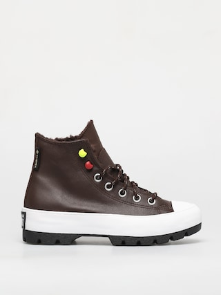 Boty Converse Chuck Taylor All Star Lugged Winter Wmn (dark root/white/black)