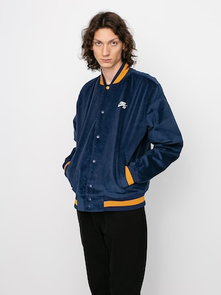 Bunda Nike SB Corduroy Bomber (midnight navy/midnight navy/chutney/sail)