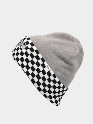 Čepice Vans Breakin Curfew (heather grey/checkerboard)