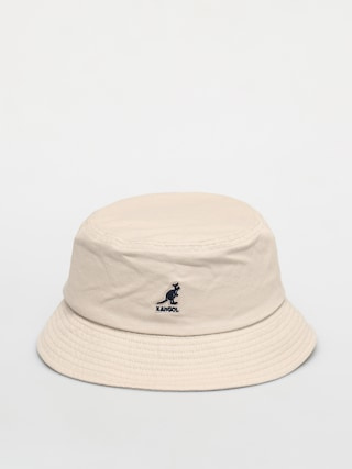 Klobouk Kangol Washed Bucket (khaki)