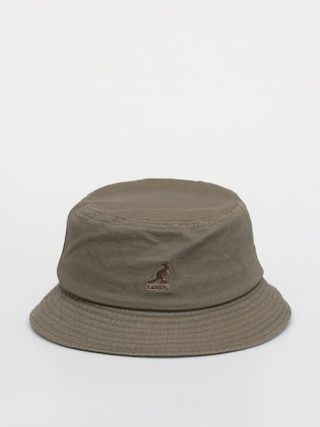 Klobouk Kangol Washed Bucket (smog)