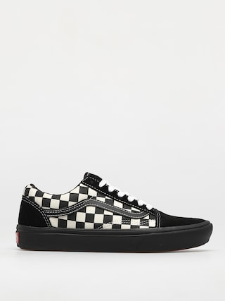 Boty Vans Comfycush Old Skool (mixed media/antque/wht/blk)