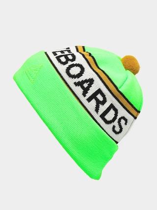 u010cepice Youth Skateboards Stripe (green)