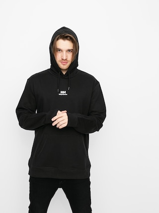 Mikina s kapucu00ed Helly Hansen Young Urban HD (black)