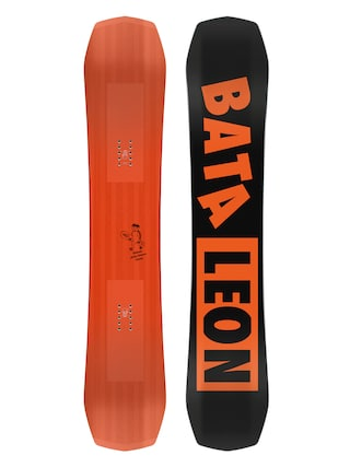 Snowboard Bataleon Global Warmer (black/orange)