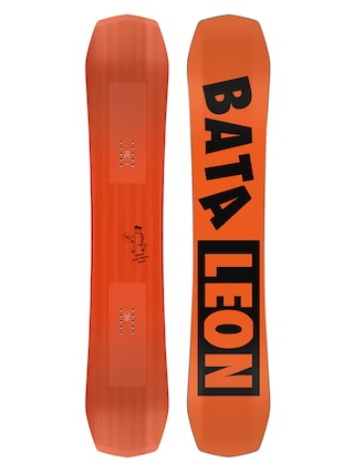 Snowboard Bataleon Global Warmer (orange/black)