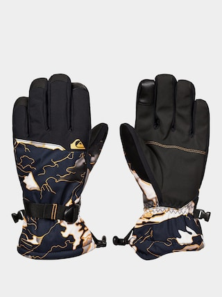Rukavice Quiksilver Mission Glove (flame nature abstrakt)
