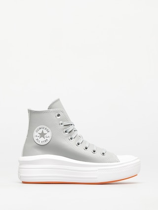 Boty Converse Chuck Taylor All Star Move Wmn (grey/white)