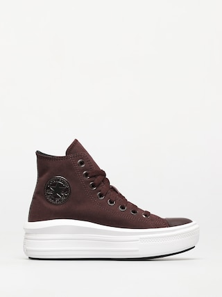 Boty Converse Chuck Taylor All Star Move Wmn (black currant/black/white)