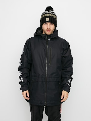 Snowboardová bunda Volcom Deadlystones Ins (black)
