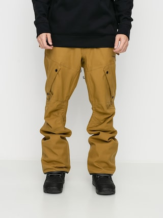 Snowboardové kalhoty  Volcom Articulated (burnt khaki)