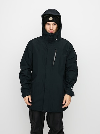 Snowboardovu00e1 bunda Volcom L Gore Tex (black)