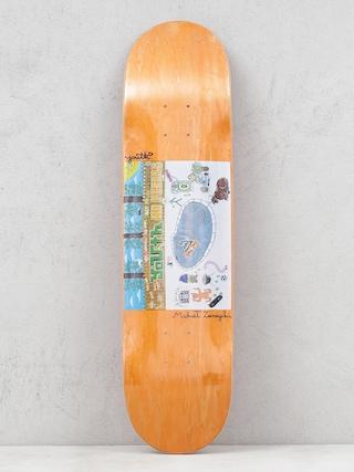 Deska Youth Skateboards Dida Pro Zarzycki (orange)