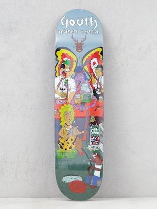 Deska Youth Skateboards Szmeterling (assorted 1)
