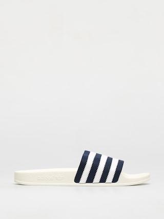 Plu00e1u017eovky adidas Originals Adilette (conavy/ftwwht/owhite)