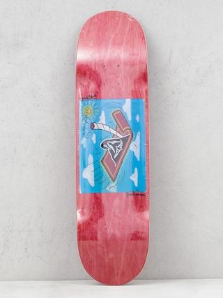 Deska Youth Skateboards Szatiman Alladyn (red)