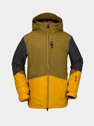 Snowboardovu00e1 bunda Volcom Bl Stretch Gore (resin gold)