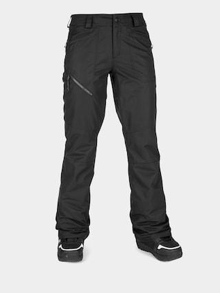 Snowboardovu00e9 kalhoty  Volcom Hallen Wmn (black)