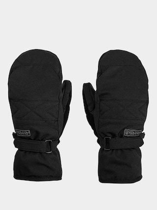 Rukavice Volcom Peep Gore Tex Mitt Wmn (black)