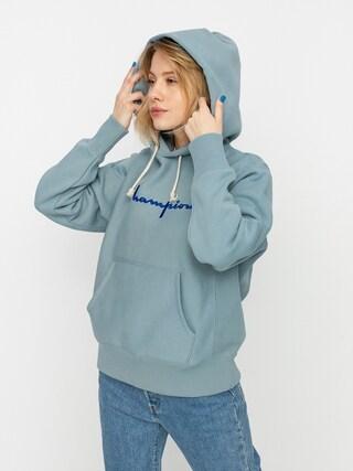 Mikina s kapucu00ed Champion Sweatshirt HD 113794 Wmn (cgr)