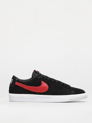 Boty Nike SB Blazer Low Gt (black/university red black white)