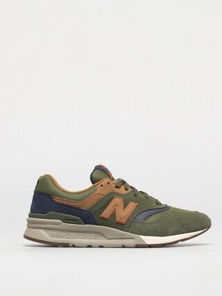 Boty New Balance 997 (green)