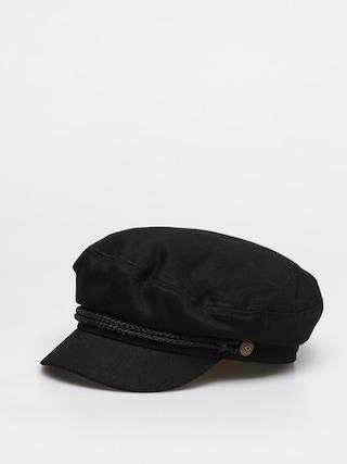 Klobouk s kšiltem Brixton Fiddler Cap Wmn (black)