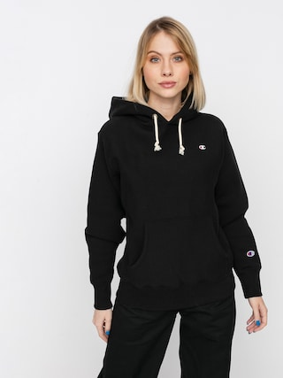 Mikina s kapucí Champion Sweatshirt HD 113350 Wmn (nbk)