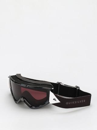 Bru00fdle na snowboard Quiksilver Sherpa (true black)