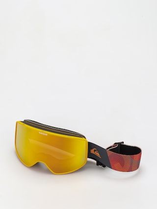 Bru00fdle na snowboard Quiksilver Storm (flame orange)