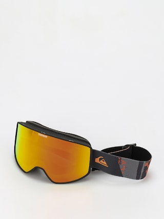 Bru00fdle na snowboard Quiksilver Storm Sportline (shocking orange radpack)