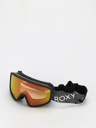 Bru00fdle na snowboard Roxy Feenity Wmn (true black)