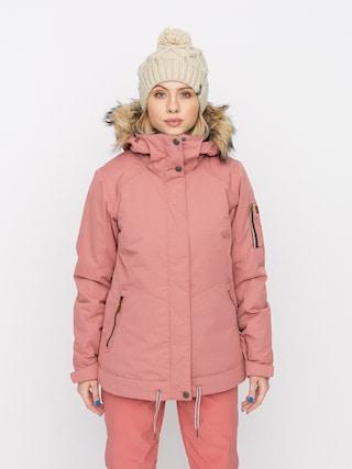 Snowboardová bunda Roxy Meade Wmn (dusty rose)