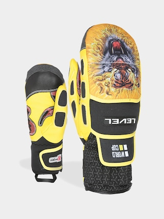 Rukavice Level Worldcup Jr Cf Mitt (goldenrod)