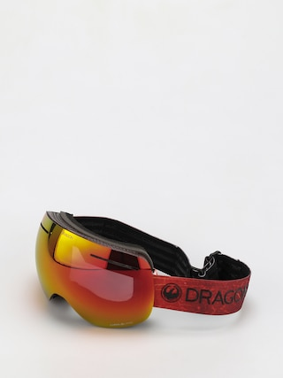 Brýle na snowboard Dragon X1 (inferno/ll red ion/ll rose)