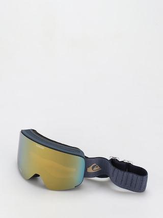 Bru00fdle na snowboard Quiksilver Switchback (navy blazer)