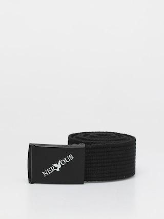 Pu00e1sek Nervous Classic (black/black)