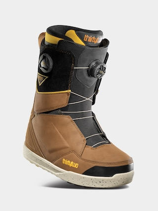 Boty na snowboard ThirtyTwo Lashed Double Boa (brown/black)