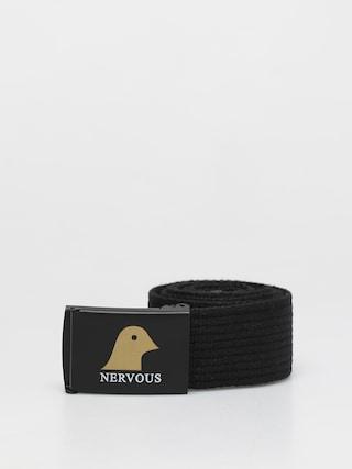 Pu00e1sek Nervous Gold Head (black/black)