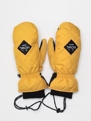 Rukavice Howl Jed Mitt (yellow)