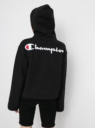 Mikina s kapucu00ed Champion Sweatshirt HD 113186 Wmn (nbk)