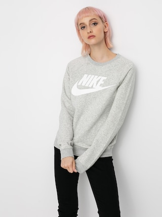 Mikina Nike Sportswear Rally Wmn (grey heather/white)