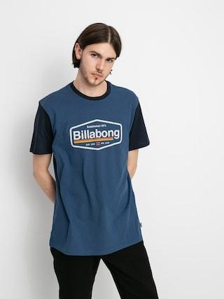 Tričko Billabong Montana (denim blue)