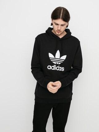 Mikina s kapucu00ed adidas Originals Trefoil HD (black)