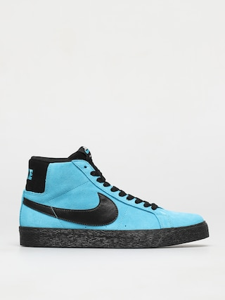 Boty Nike SB Zoom Blazer Mid (baltic blue/black baltic blue white)